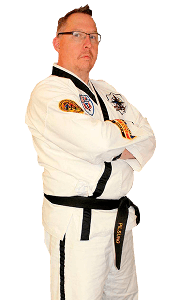 Mace DeVries Polaris Martial Arts
